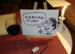karykatura event karykatury na żywo karykaturzyści warszawa