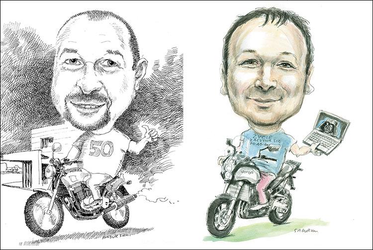 pomysł na prezent atrakcje na eventy firmowe karykatura karykatury karykaturzysta