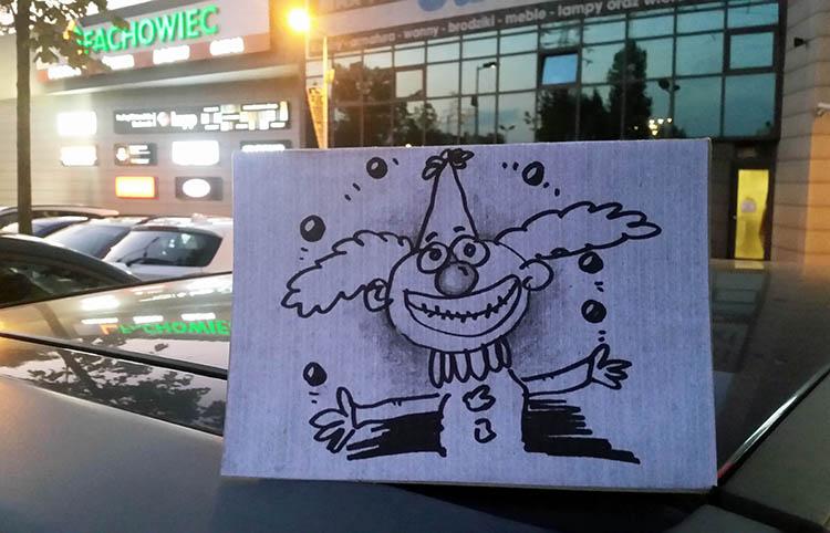 karykatury karykaturzysta Katowice