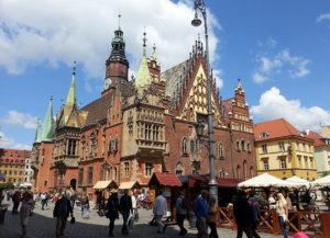 firmowy event Wrocław impreza firmowa atrakcje