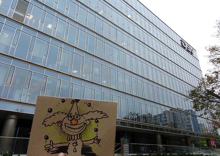 karykaturadek karykatury Warszawa