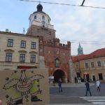 karykaturzysta Lublin karykatury Lublin firmowy event atrakcje eventy