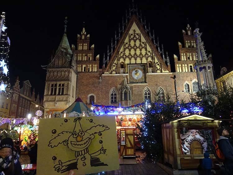 karykaturzysta Wrocław karykatury Wrocław