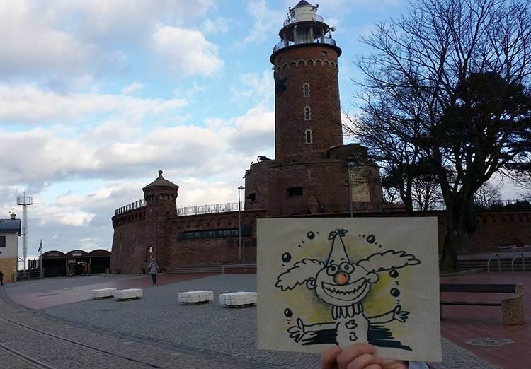 karykaturzysta Kołobrzeg karykatury