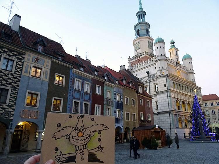 karykaturzysta Poznań karykatury