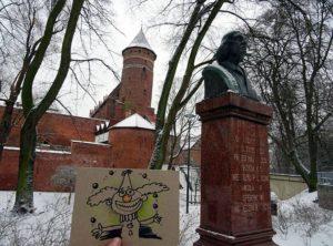 karykaturzysta Olsztyn karykatury na żywo