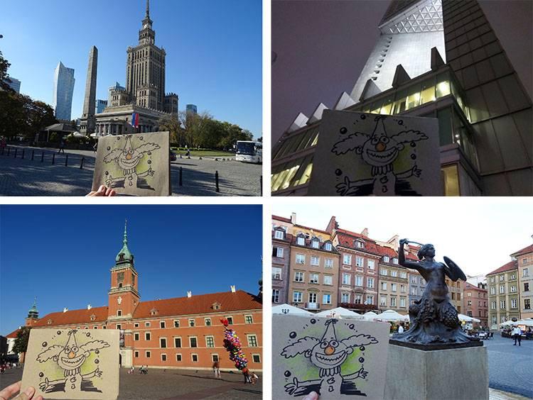 karykaturzysta Warszawa karykatury na żywo