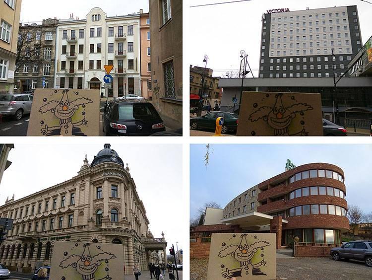 hotele Lublin eventy karykaturzysta