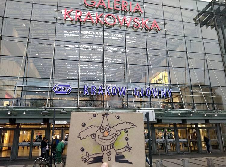 karykaturzysta Kraków karykatury