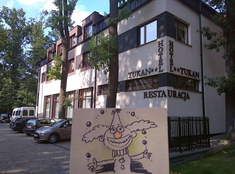karykaturzysta Opole Lubelskie karykatury