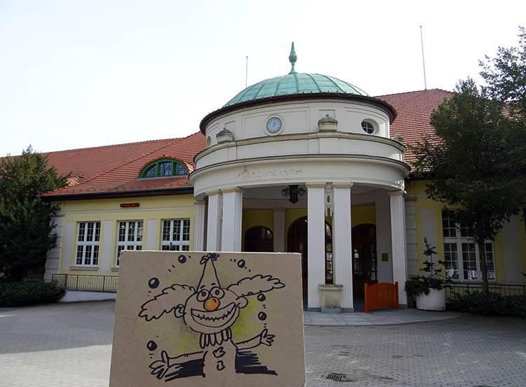 karykaturzysta Polanica-Zdrój karykatury