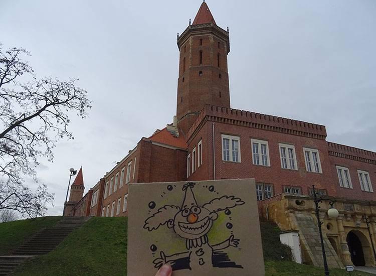 karykatury na żywo Legnica karykaturzysta event