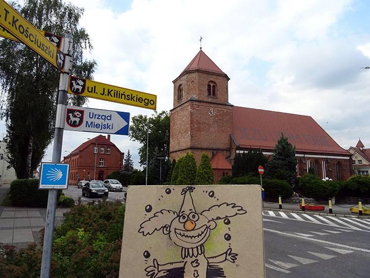karykaturzysta Sulęcin lubuskie karykatury