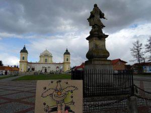 Tykocin karykaturzysta Białystok podlaskie karykatury