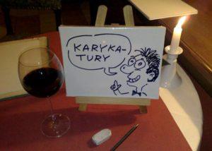 karykaturzysta eventowy karykatury na imprezie