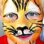 malowanie twarzy dzieciom malowanie buziek buzi