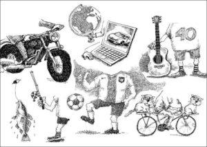 karykatura symbole karykatury karykaturzysta