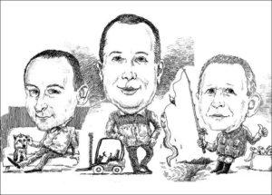 karykaturzysta karykatura karykatury