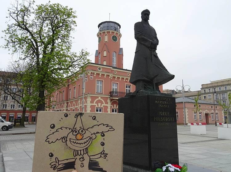 karykaturzysta Częstochowa karykatury