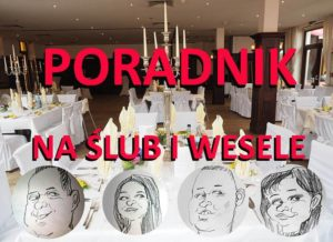 wesele ślub poradnik karykatury karykaturzysta