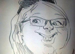 karykaturzysta na imprezę karykatury na żywo
