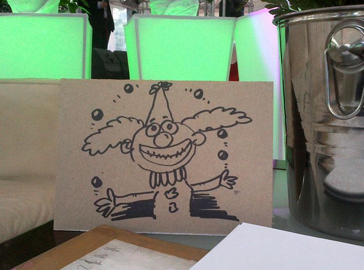 karykatury ze zdjęć karykatura
