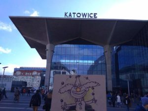 Katowice karykaturzysta karykatury