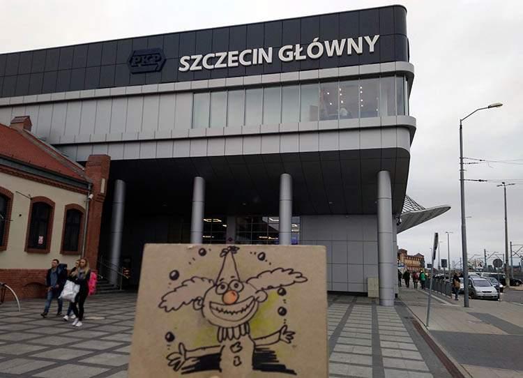 Szczecin karykaturzysta karykatury