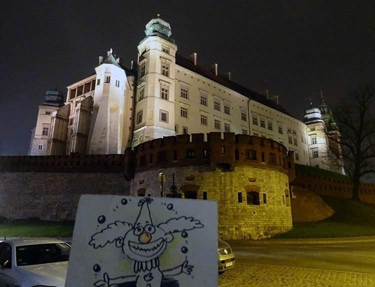 karykaturzysta Kraków