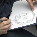 karykaturzysta na weselu karykatury atrakcje na firmowy event atrakcje na wesele