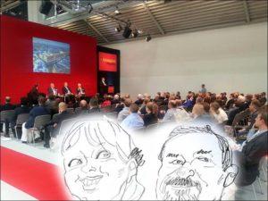 szybki karykaturzysta atrakcje na event karykatury