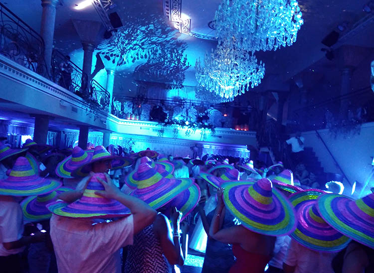 atrakcje na imprezy dla firm na event eventy