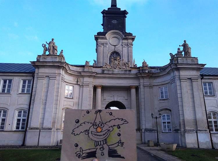 karykaturzysta Radzyń Podlaski karykatury