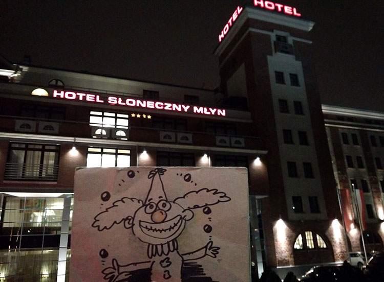 karykaturzysta Bydgoszcz karykatury atrakcje na event