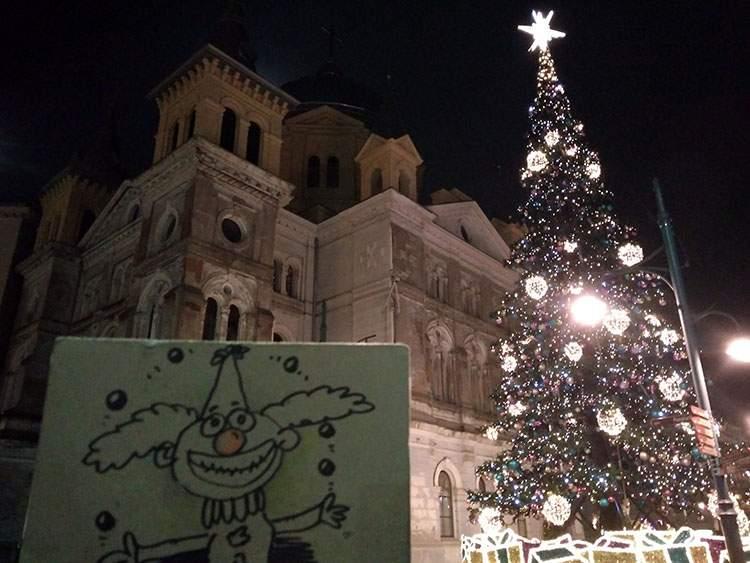 karykaturzysta Łódź karykatury atrakcja na event