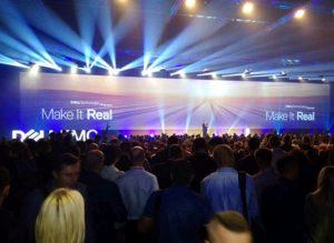 EXPO Warszawa Prądzyńskiego targi DELL
