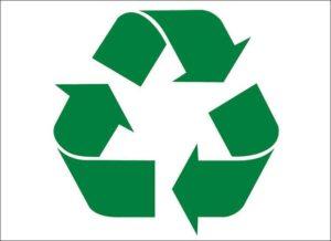 papier recykling papieru plastik ekologia ekologiczne karykatury