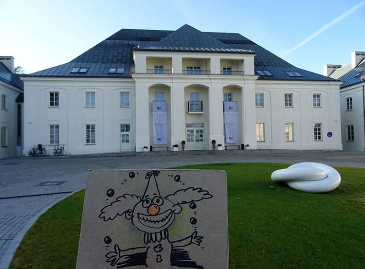 karykaturzysta Janów Podlaski karykatury event wesele