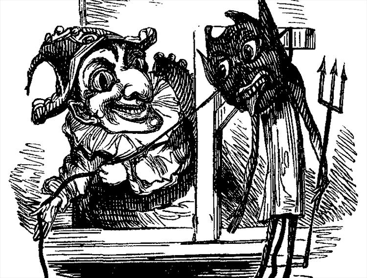 historia karykatury
